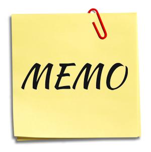 Memo Image